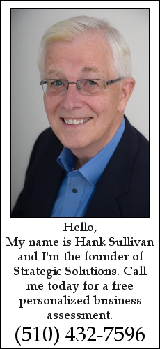 Hank Sullivan - Professional Business Coach