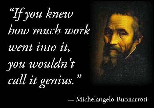 michelangelo bounarroti his life and work essay Michelangelo di ludovico buonarroti when his work was he would gladly surrender some of his own years and blood to prolong michelangelo's life.
